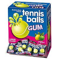 Блок жвачек Fini Tennis Balls Bubble Gum 200 шт, фото 1