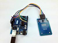 RFID ридер arduino RC522 НАБОР, Arduino [#L-6]