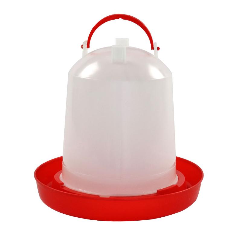 Поїлка пластикова вакуумна Н-Т KN-20 6 л