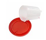 Поїлка пластикова вакуумна Н-Т KN-20 6 л, фото 7