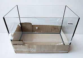 Аквариум прямоугольный Природа АП 54 (50х30х36 см), 54 л., фото 3