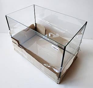 Аквариум прямоугольный Природа АП 54 (50х30х36 см), 54 л., фото 2