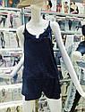 Піжама жіноча майка та шорти чорного кольору. ТМ Adalya. L. XL, фото 3