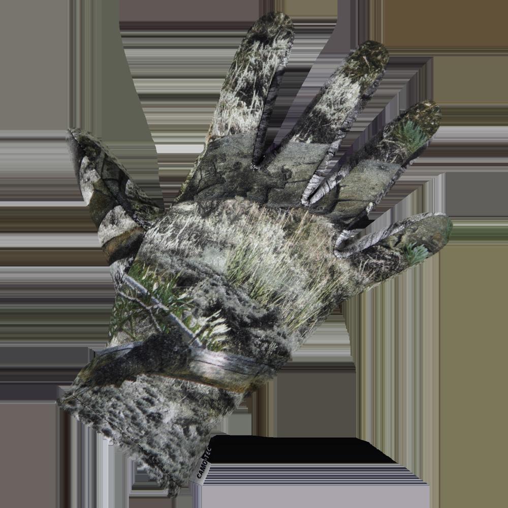 Перчатки для охоты и рыбалки Camo-Tec™ StormWall Zamsh - Sequoia
