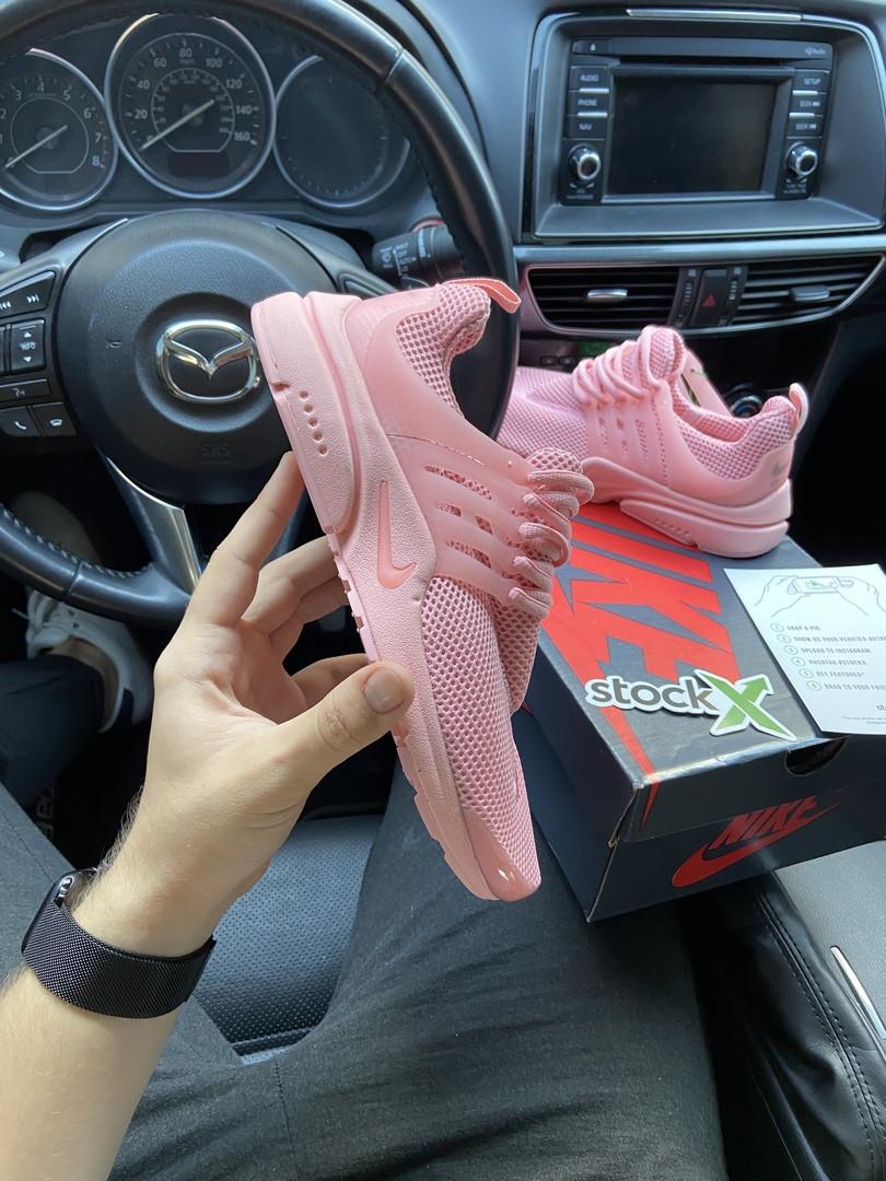 Женские кроссовки  Nike Air Presto All Pink