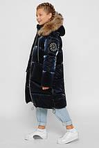 Зимняя куртка для девочки DT-8319, фото 2