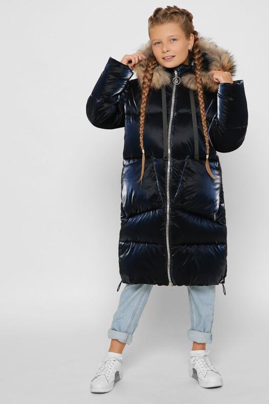 Зимняя куртка для девочки DT-8319