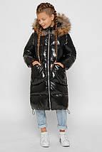 Зимняя куртка для девочки DT-8319, фото 3