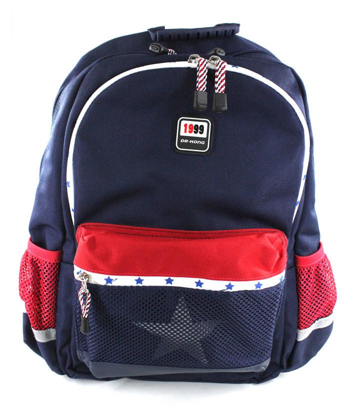 Рюкзак ортопедичний Dr Kong Z1200104, розмір М, темно-синій