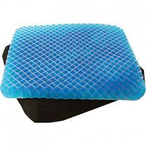 Ортопедическая гелевая подушка для позвоночника Egg Sitter  (RZ502), фото 2