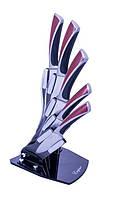 Набор кухонных ножей Empire - 6 ед. веер двухцветный