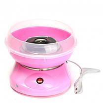 Аппарат для приготовления сладкой ваты Cotton Candy Maker маленький  (RZ573), фото 2