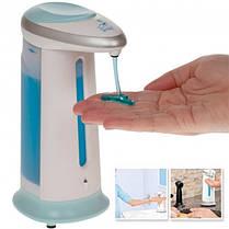 Сенсорный дозатор для жидкого мыла Soap Magic  (RZ588), фото 2