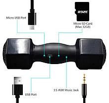 Портативная Bluetooth стерео колонка Hopestar H16 черный  (RZ611), фото 3