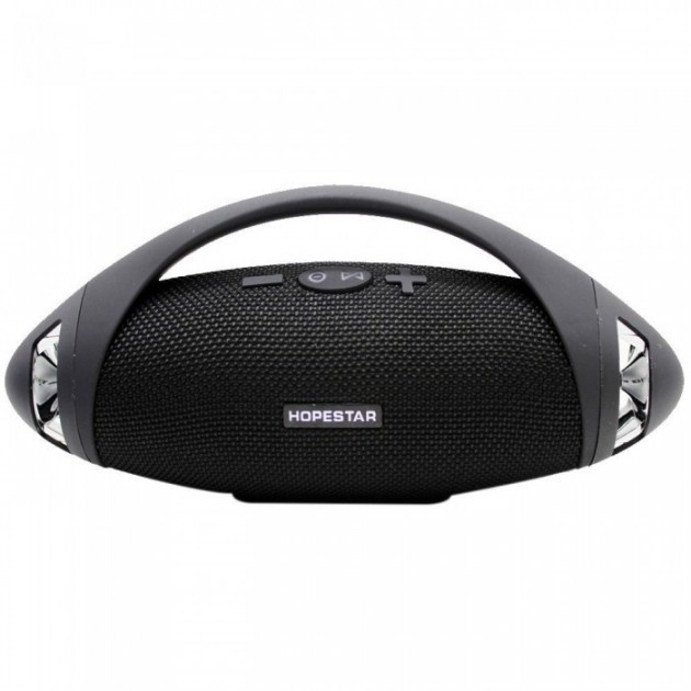 Портативная беспроводная Bluetooth колонка Hopestar H37, Черный  (RZ622)