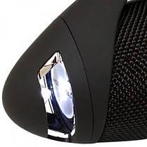Портативная беспроводная Bluetooth колонка Hopestar H37, Черный  (RZ622), фото 2