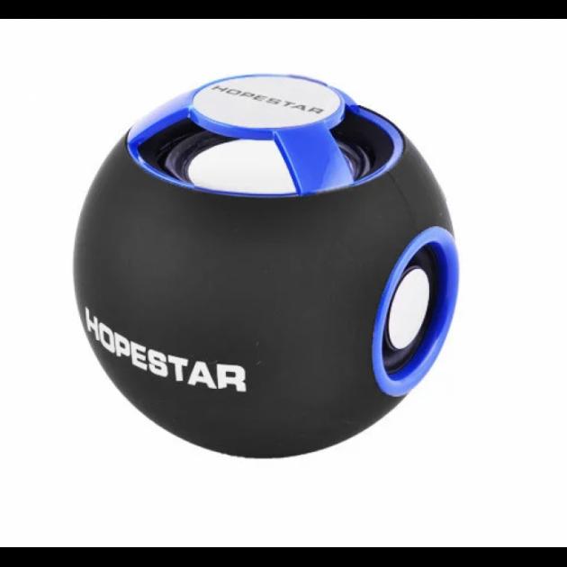 Портативная беспроводная Bluetooth колонка Hopestar H46  (RZ625)
