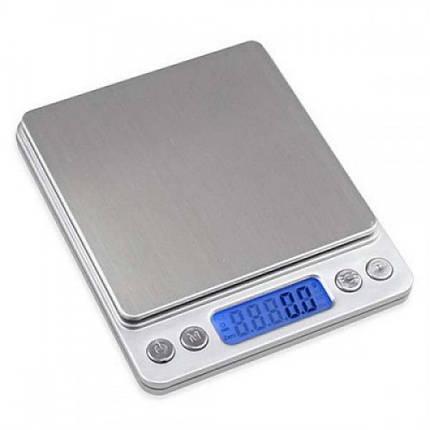 Электронные весы ювелирные UKC MН-267 0,01-500г  (RZ647), фото 2