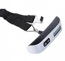 Электронные весы багажные дорожные портативные кантер Digital до 50 кг  (RZ648), фото 3