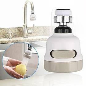 Насадка на кран водосберегатель Аэратор экономия воды для смесителя Water Saver  (RZ651)