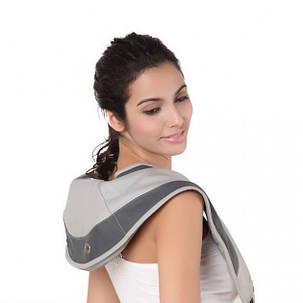 Ударный массажер для шеи и плеч Cervical Massage Shawls  (RZ671), фото 2