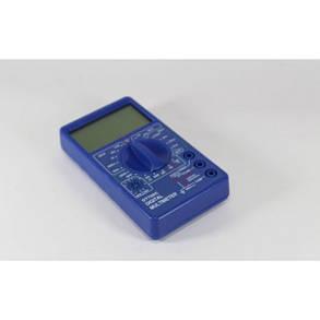 Мультиметр DT700C цифровой тестр вольтиметр экран увеличенной площади  (RZ293), фото 2