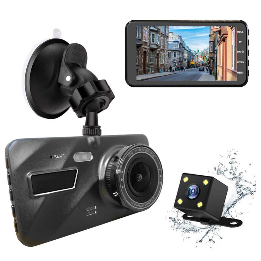 Видеорегистратор для автомобиля Dual Lens BlackBox  (RZ303)