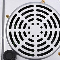 Электроплита LEXICAL LHP-2706 стеклокерамика 2 конфорки, 3000Вт, сенсорное управление  (RZ729), фото 2