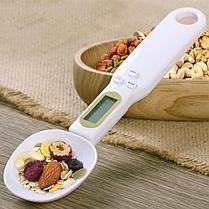 Весы - ложка для специй и выпечки Digital Spoon Scale 73992 до 0,5 кг с памятью  (RZ023), фото 2
