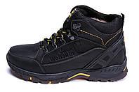 Чоловічі зимові шкіряні черевики Jack Wolfskin р. 40 41 42 44 45, фото 1