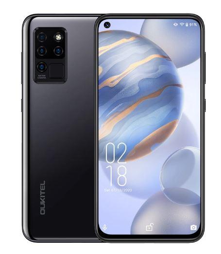 Смартфон OUKITEL C21 4/64Gb Black