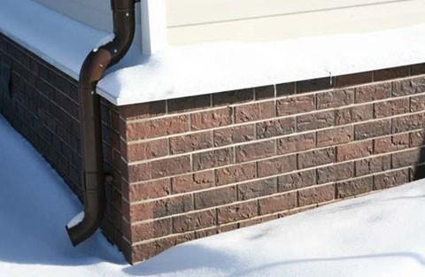 Тепло- і гідроізоляція підвалу і цоколя будинку
