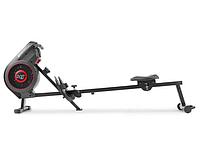 Гребний тренажер повітряний Hop-Sport HS-065AR Talon сірий