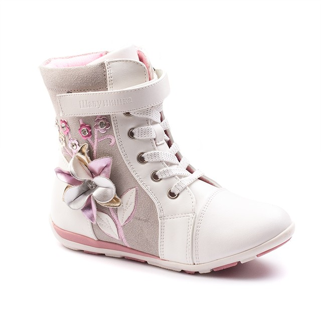 "Осенние ботиночки для девочки ТМ"" Шалунишка"". Модель 1529 (25-30)"