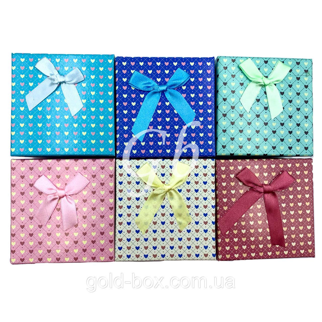 Подарункові коробочки для годин або браслета«Cuori» 6шт
