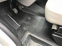 Transporter T5 Резиновые коврики Stingray Premium На сиденья 2 1 / Резиновые коврики Фольксваген Т5 (Транспортер)