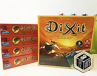 Диксит Dixit - Оригинал. Версия 2021 (Счетчики и 2 игрока)