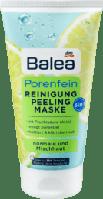 Balea Gesichtsreinigung Porenfein 3in1, 150 ml пиллинг-маска для умывания лица c фруктовыми кислотами 150 мл