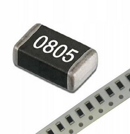 Резистор smd 0805 (чип) 620 кОм (10шт), фото 2