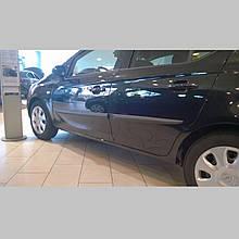 Молдинги на двері для Opel Corsa E 5 Door 2014-2019