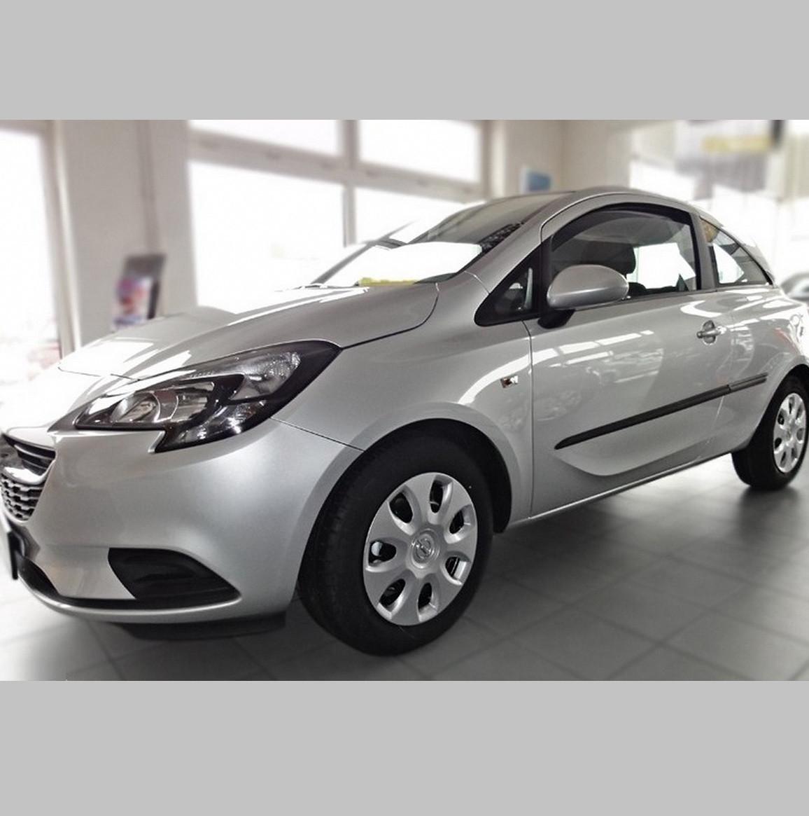 Молдинги на двері для Opel Corsa E 3 Door 2014-2019