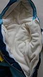 Детские зимние комбинезоны с отстегивающимся мехом оптом и в розницу, фото 4