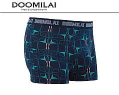 Мужские боксеры стрейчевые из бамбука «DOOMILAI» Арт.D-01343