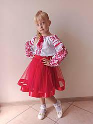 Вишиванки для дівчаток - це модно, стильно і патріотично!