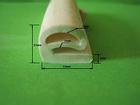 Уплотнитель силиконовый е-образный жаростойкий, фото 1