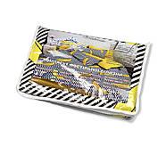 """Евро комплект (Бязь) постельного белья """"Королева Ночи""""   Постельное белье от производителя   Бананы на желтом, фото 5"""