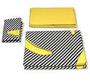 """Евро комплект (Бязь) постельного белья """"Королева Ночи""""   Постельное белье от производителя   Бананы на желтом, фото 3"""