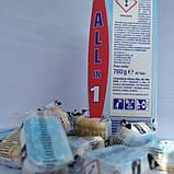Таблетки для посудомийки W5 40 шт/760гр Німеччина оригінал, фото 2