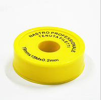 Тефлоновая лента профессиональная 19ммX15м Go-Plast