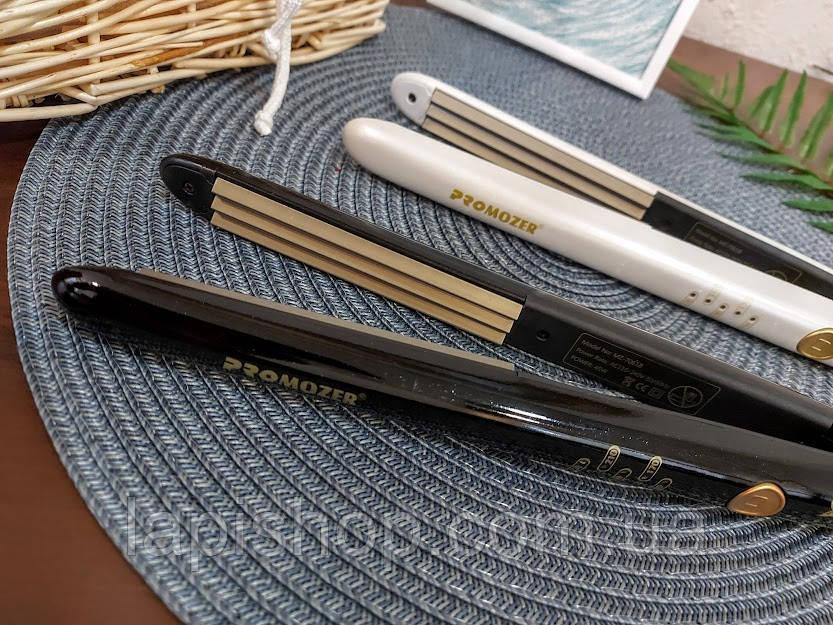 Прикорневое гофре Pro Mozer MZ-7061 Утюжок для волос щипцы